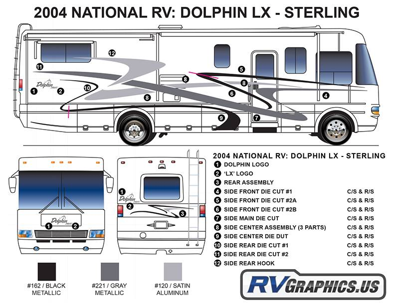 Dolphin - 2004 Dolphin LX Sterling