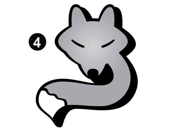 Small Fox Head