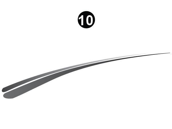 "Universal Main Sweep; 136"" longLH/RS"