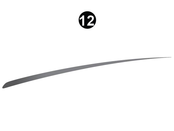 "Large Single Swoop 130""-RH/CS"