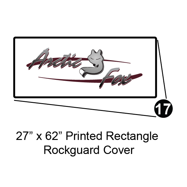 Rockguard Front Assembly