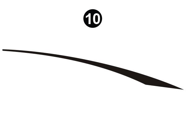 Black Flair Curbside