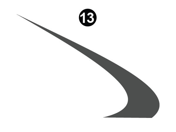 Gray Small Hook RH