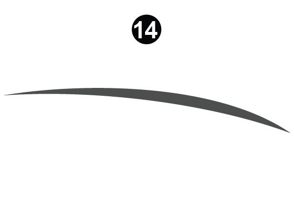 Gray Long Sweep LH