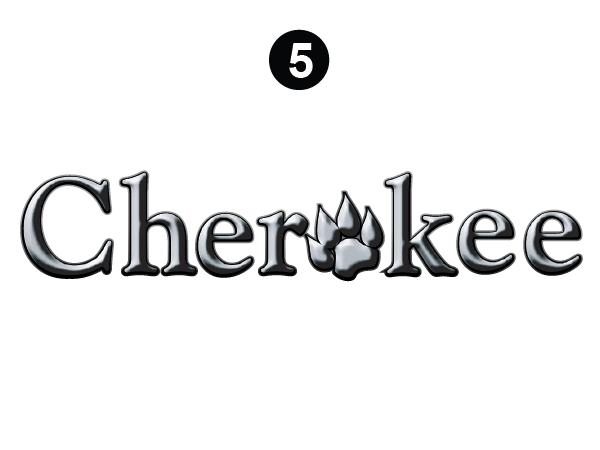 Cherokee Logo