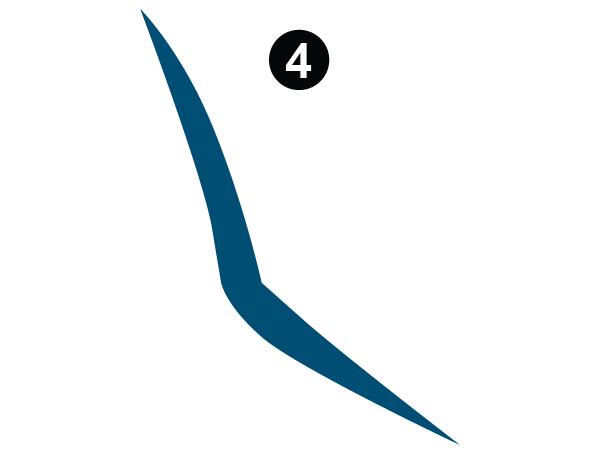 Front Boomerang