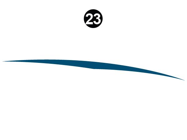 Side Middle Die Cut #2-RS Roadside/Left Driver