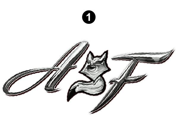 Front Arctic Fox logo