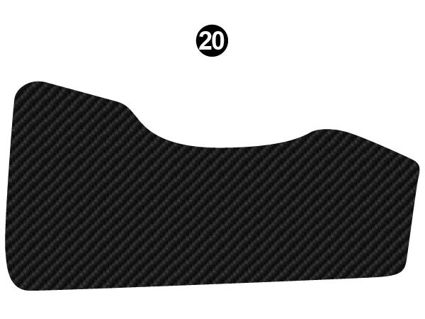 SFE Cap Carbon Fiber #1