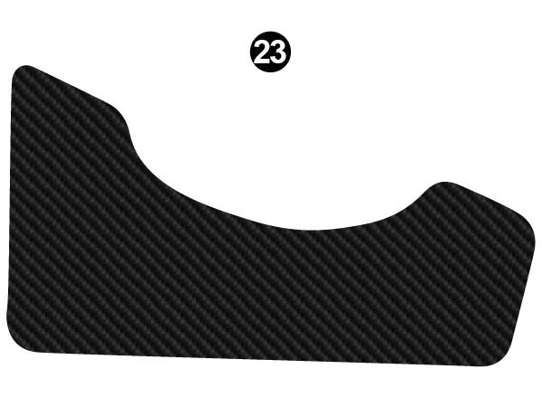 Cap Carbon Fiber #1