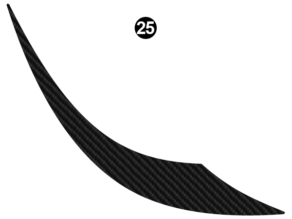 Cap Carbon Fiber #3