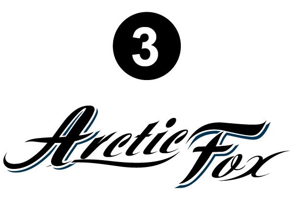 Rear Arctic Fox Logo
