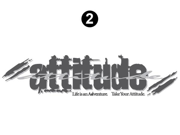 """04 Small Attitude Logo 30"""""""