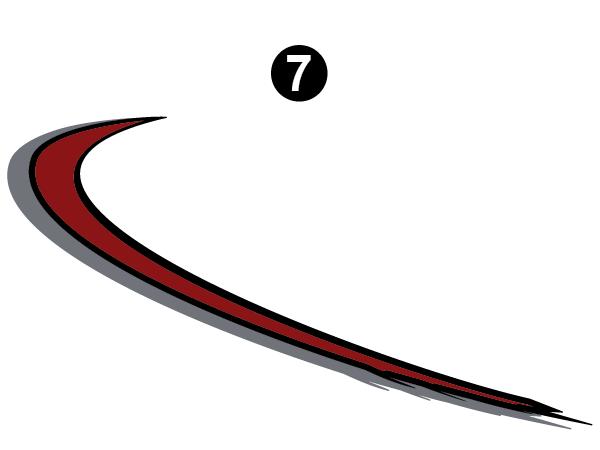 Side Middle Die Cut #1-CS/RH/PS