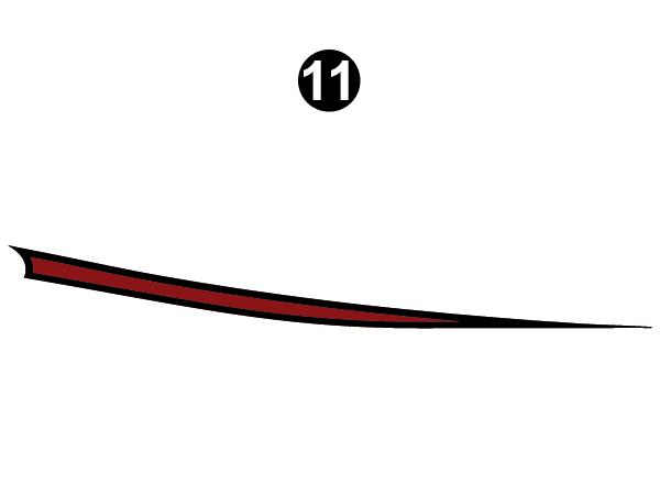 Side Lower Die Cut-CS/RH/PS