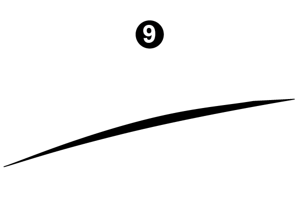 Front Upper Die Cut #2