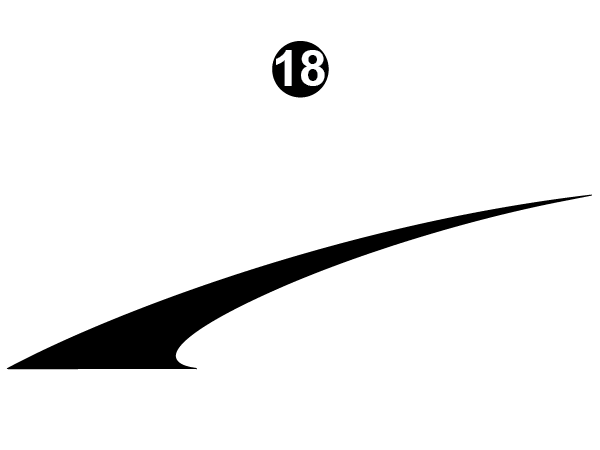 Middle Lower Die Cut #2