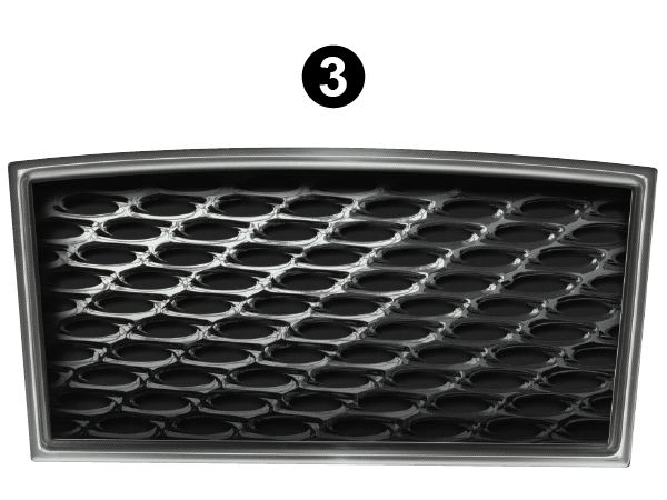 Front Grill