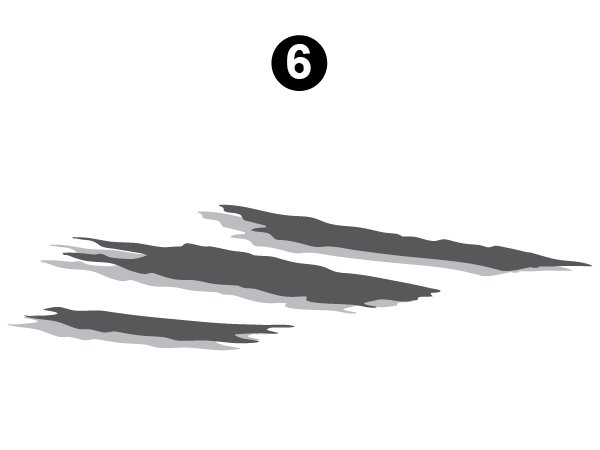 Side Graphic Section #6-CS/RH/PS