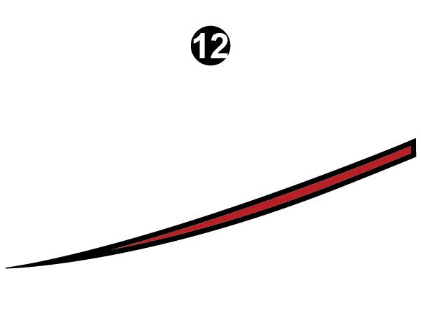 Side Rear Upper Sweep