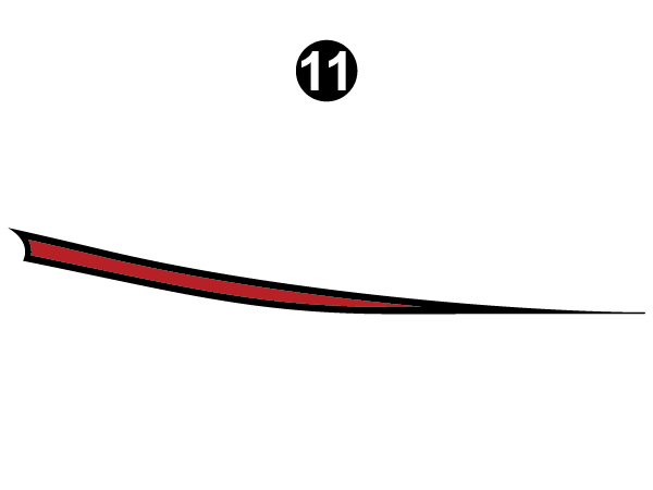 Side Center Lower Sweep