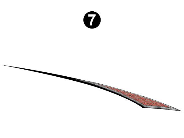 Side Main Die Cut #2