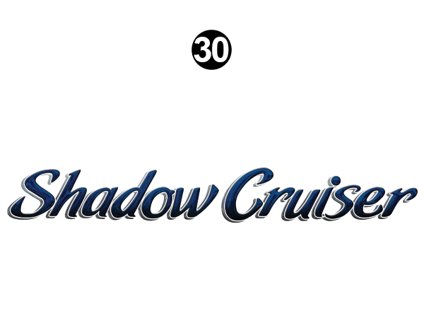 Front Shadow Cruiser logo