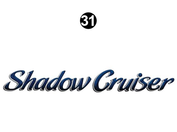 Small Shadow Cruiser Logo