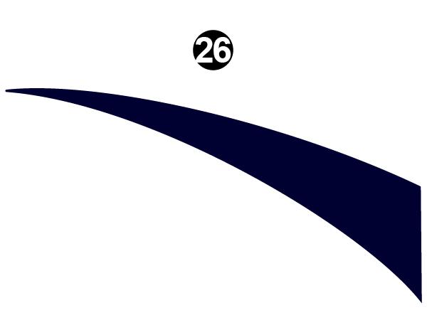Rear Lower Swoop RH