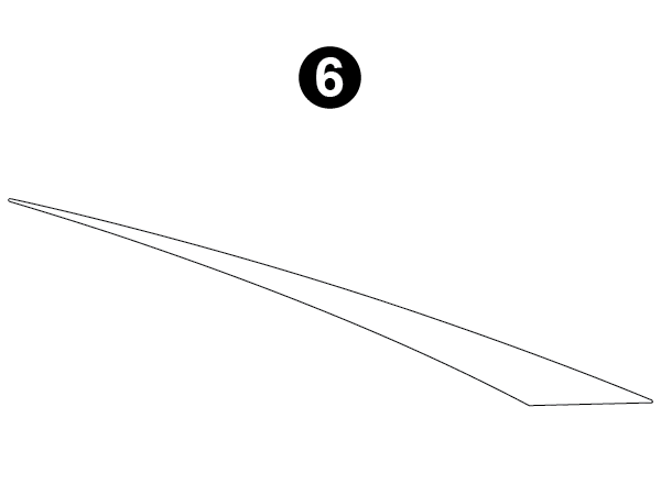 Cab-over Middle Spear (G)