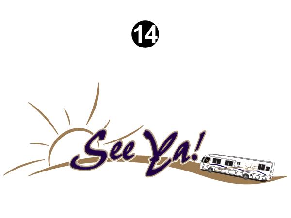 Front See Ya Logo