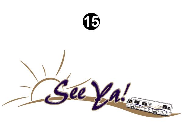 Rear See Ya Logo