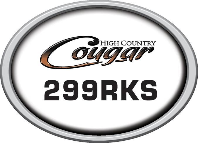 Cougar High Country Model Number 299 RKS