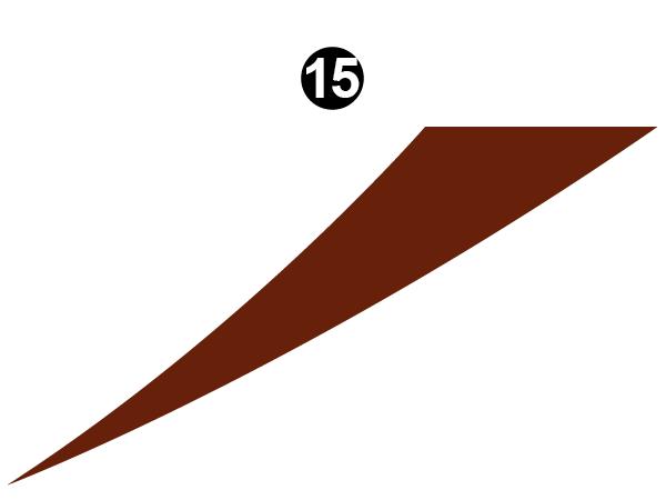 Large Upper Wedge