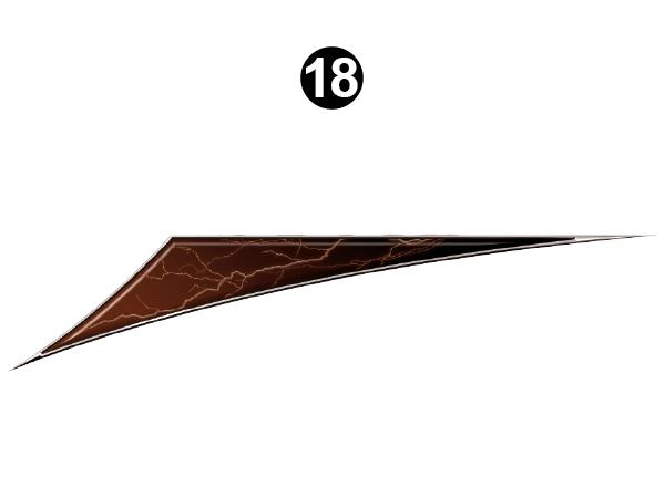 Rear Upper Wedge