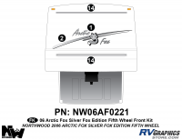 Arctic Fox Silver Fox Edition - 2006 FW-Fifth Wheel - 2006 Arctic Fox Silver Fox Edtion FW Front Kit