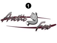 Arctic Fox - 2009 Arctic Fox Camper - 08 Front Cap Assembly