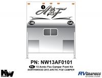 2013 Arctic Fox Camper Front Kit