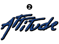 Attitude - 2013 FW-Fifth Wheel Blue - Small Attitude Logo 39.5""