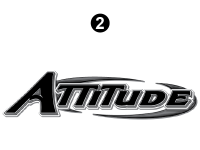 Attitude - 2015 FW-Gray on Gray - Small Attitude Logo 54""