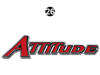 Attitude - 2015 FW-Fifth Wheel Red - Attitude Tag Line Logo