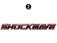 Shockwave - 2017 Shockwave FW-Fifth Wheel - Sm Shockwave Logo