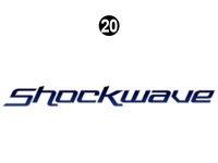 Shockwave - 2013 Shockwave FW-Fifth Wheel - Sm Shockwave Logo