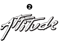 Attitude - 2014 FW-Fifth Wheel Gray - Tag Line Attitude Logo 18""