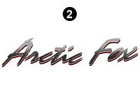 Arctic Fox - 2010 Arctic Fox TT-Travel Trailer - Lg Arctic Fox Name