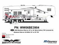 Curbside 35 to 39 FW Billet Kit
