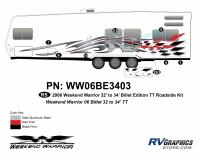 Weekend Warrior Mainline - 2006-2007 Billet Edition 32' to 34' TT - Roadside 32 to 34 TT Billet Kit