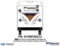 2010 Fuzion FW TE Rear Kit
