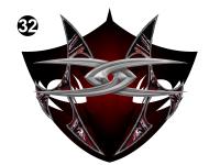 Fuzion - 2012 Fuzion FW-Fifth Wheel MP (MId Profile) - MP Front Cap Shield