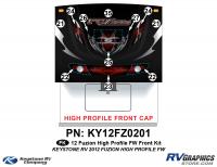 2012 Fuzion FW HP Front Kit